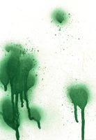 Green Spray Paint by kizistock