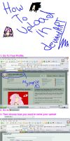 How To Upload On deviantART by sexy-sasusaku-girl