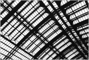Cologne Mainstation Glass-Roof by suckup