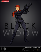 Trdli1258 Blackwidowrz by TRDLcomics
