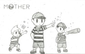 Mother by PATUX3T