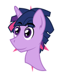 Dusk Shine's Bust by Gray-Gold