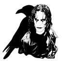 The Crow - Eric by LRitchieART