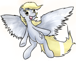 Collab Trade: Derpy by eShredder