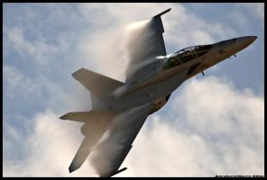 Super Hornet III by AirshowDave