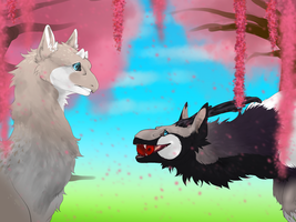 YKH Valentines day - for Carnivaleart by xeebee