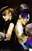 Shou and Miyavi by W-astedD-ream
