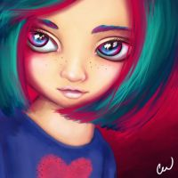 Voodoo Doll by ClaytonSnow