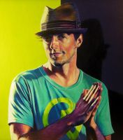 Jason Mraz by relaurellano