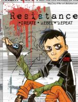RESISTANCE by Izzy-of-the-corn