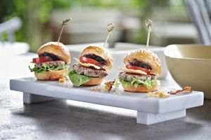mini burgers by marketplus