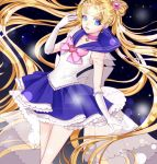 Sailor Princess Moon [+ Timelapsed Video] by Cotton-candy-star