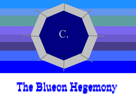 Blueon Hegemony Emblem by BigAl29