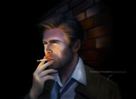 John Constantine: Hellblazer by ThreshTheSky