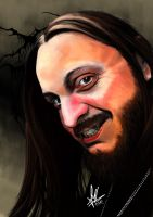 Fenriz by Antares-DeathArt