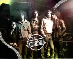 The Strokes by Nubladu