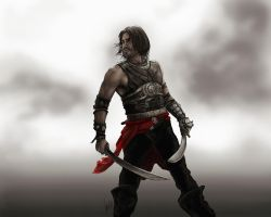 Jake is the Prince of Persia by NightWish666