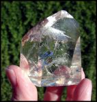 Rutilated Quartz Crystal by andromeda