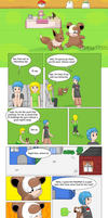 Pokemon Joey Chapter 4 by Space-Crystal