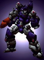 GALVATRON 2 by Mjones456