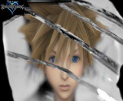 Kingdom Hearts Wallpaper: Broken Mirror by AzuraJae