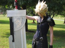 Cloud Strife Ver 2.0 Pic 3 by Kamokuu