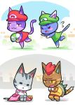 Super Animal Bros. by KittyCouch