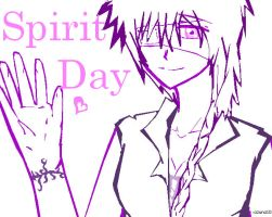 Spirit Day by azuna10