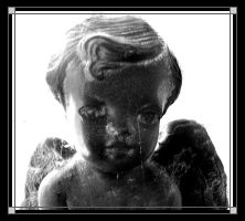 Downs Syndrome Cherub by Somberero