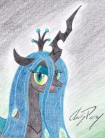Queen Chrysalis by TheChrisPony