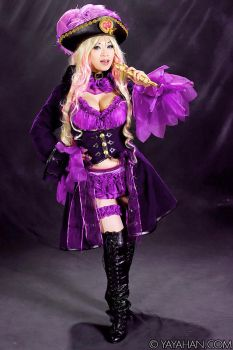 Pirate Sheryl Nome by yayacosplay