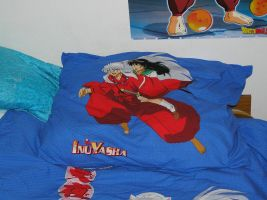 Inu bed linen - pillow by ltdalius
