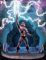 He-Man Transformation by Santalux