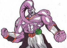 Buu Broli Absorbed by blazewb