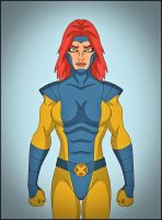 Jean Grey by DraganD