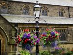 Church Flowers by Estruda