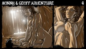 Bonny and Geoff Adventure - Page 4 promo by Ganassa