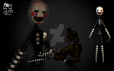 The Puppet v21 | ThrPuppet by PuppetProductions