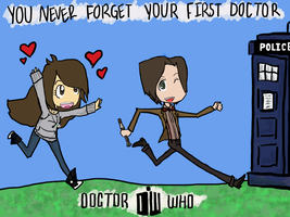 Doctor Who by FacelessExistence
