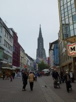 Bavaria, Germany, the city of Ulm.  Note me if you by photodash