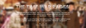 Doctor Who: History of the Time War by willbrooks