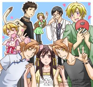 imagenes 1 Ouran_Cosplay___Fruits_Basket_by_YoukaiYume