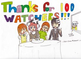 A H-Hundred Watchers?!?! by Ask-CronaMakenshi