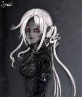 .:Drow:. by Syeki