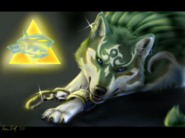 Link's Transformation by Starcanis