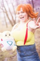 Misty and Togepi by sarahhallphotography