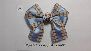 APH England Bow by WasabiMonster28