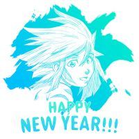 Happy New Year by AlvinRPG