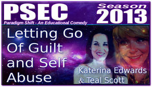 PSEC 2013 Letting Go of Guilt and Self Abuse by paradigm-shifting