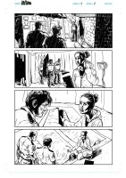 Issue 3 pages by richdraws